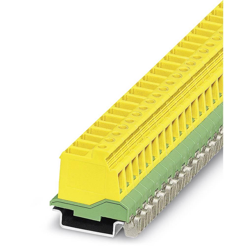 Stiftkabinet-kabel PCVK (value.1360688) Samlet antal poler 1 Phoenix Contact 1876246 Rastermål: 7.62 mm 50 stk
