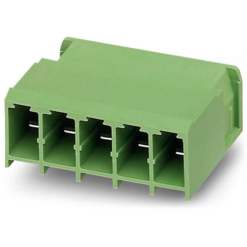 Pinsko ohišje za tiskano vezje PC Phoenix Contact 1804852 raster: 7.62 mm 50 kosov
