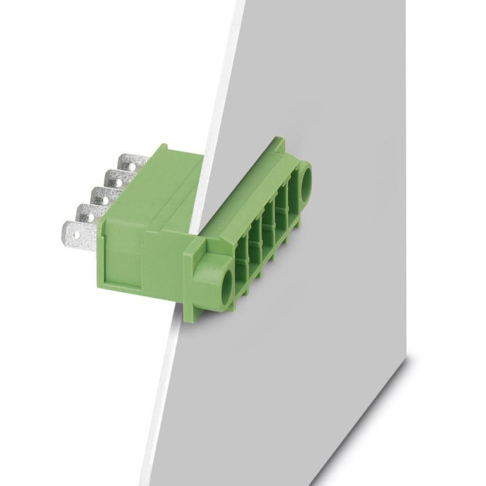 Stiftkabinet-kabel DFK-PC (value.1360671) Samlet antal poler 6 Phoenix Contact 1861196 Rastermål: 7.62 mm 50 stk