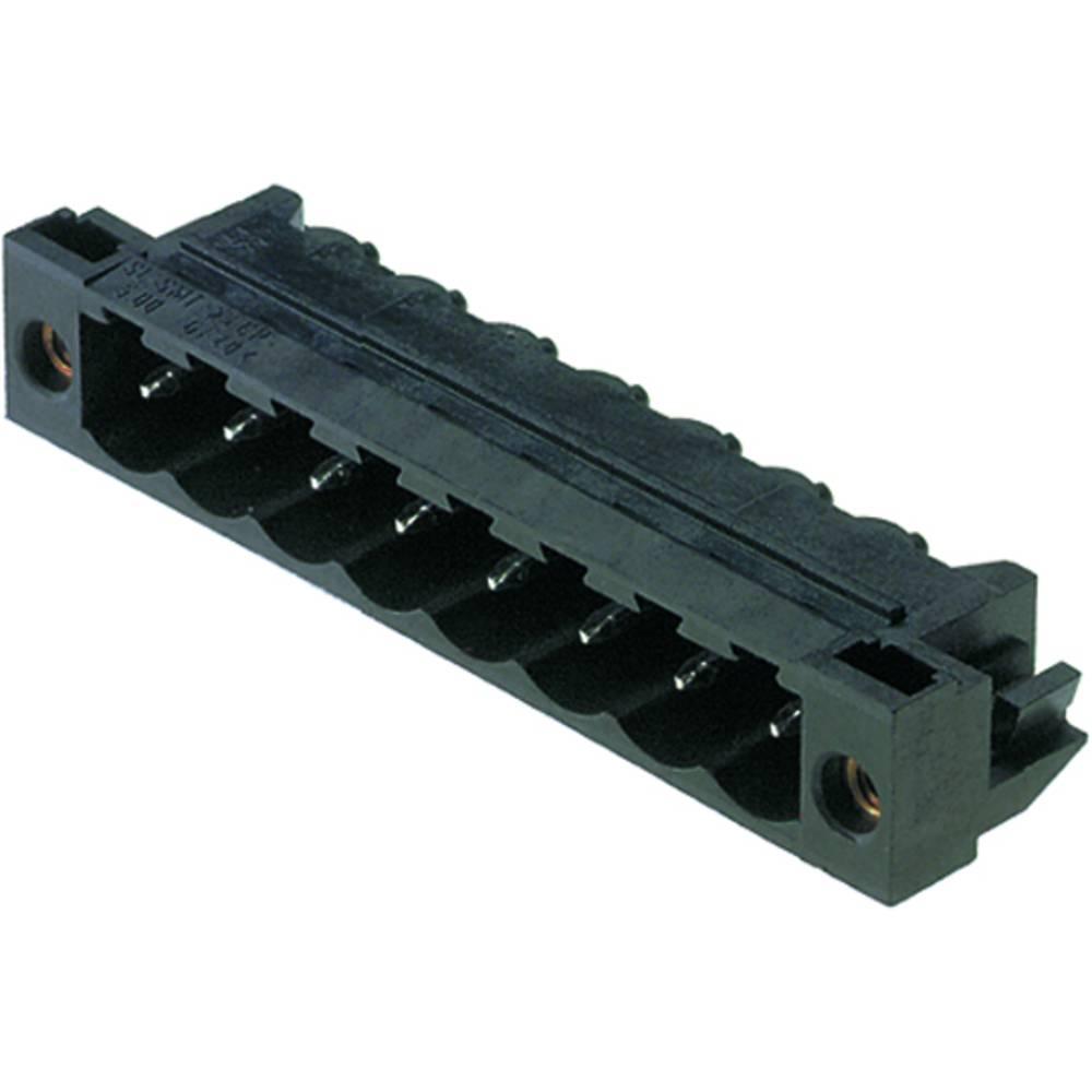 Konektor tiskanega vezja Weidmüller vsebuje: 350 kosov