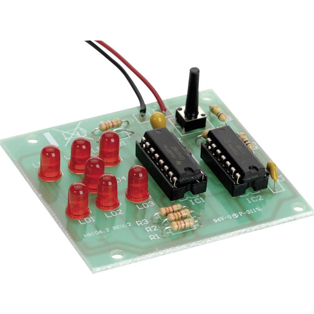 Elektronska kocka z LED Conrad