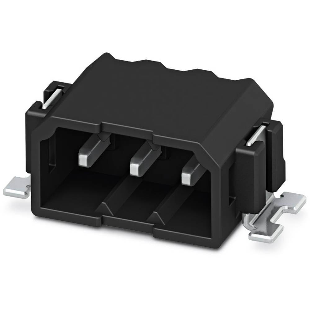 Fjederkraftsklemmeblok Phoenix Contact PTSM 0,5/ 3-HH-2,5-SMD R32 0.50 mm² Poltal 3 Sort 600 stk