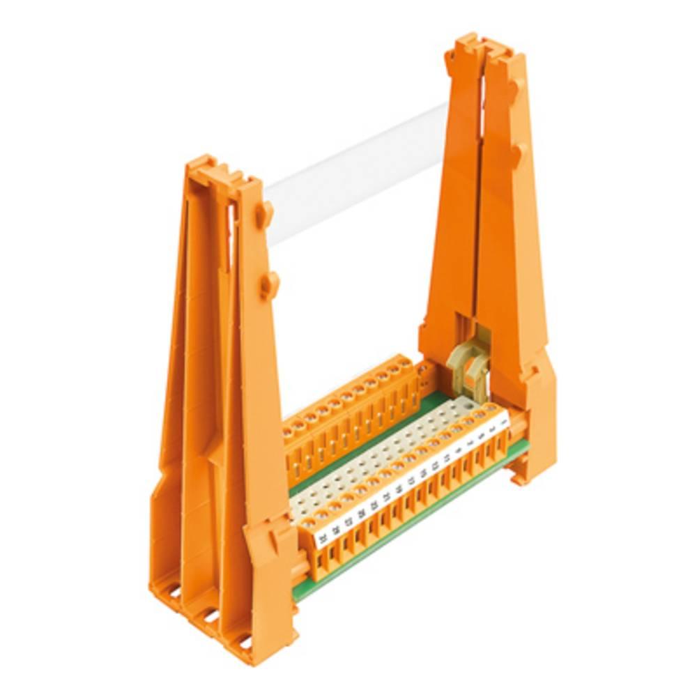Stikkortholder (L x B x H) 47.5 x 131 x 144 mm Weidmüller SKH 31 LP 250VAC RH1 1 stk