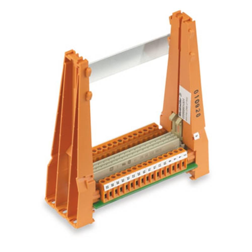 Vtično držalo za kartice (D x Š x V) 50.8 x 131 x 144 mm Weidmüller SKH F32 (Z&B) LP RH2 1 kos