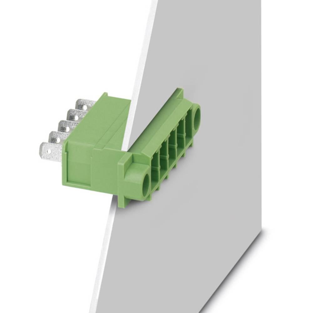 Stiftkabinet-kabel DFK-PC Samlet antal poler 12 Phoenix Contact 1861251 Rastermål: 7.62 mm 50 stk