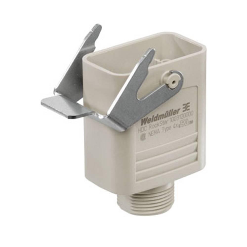 konnektorhuset Weidmüller HDC HQP KOLU 1PG16 1 stk