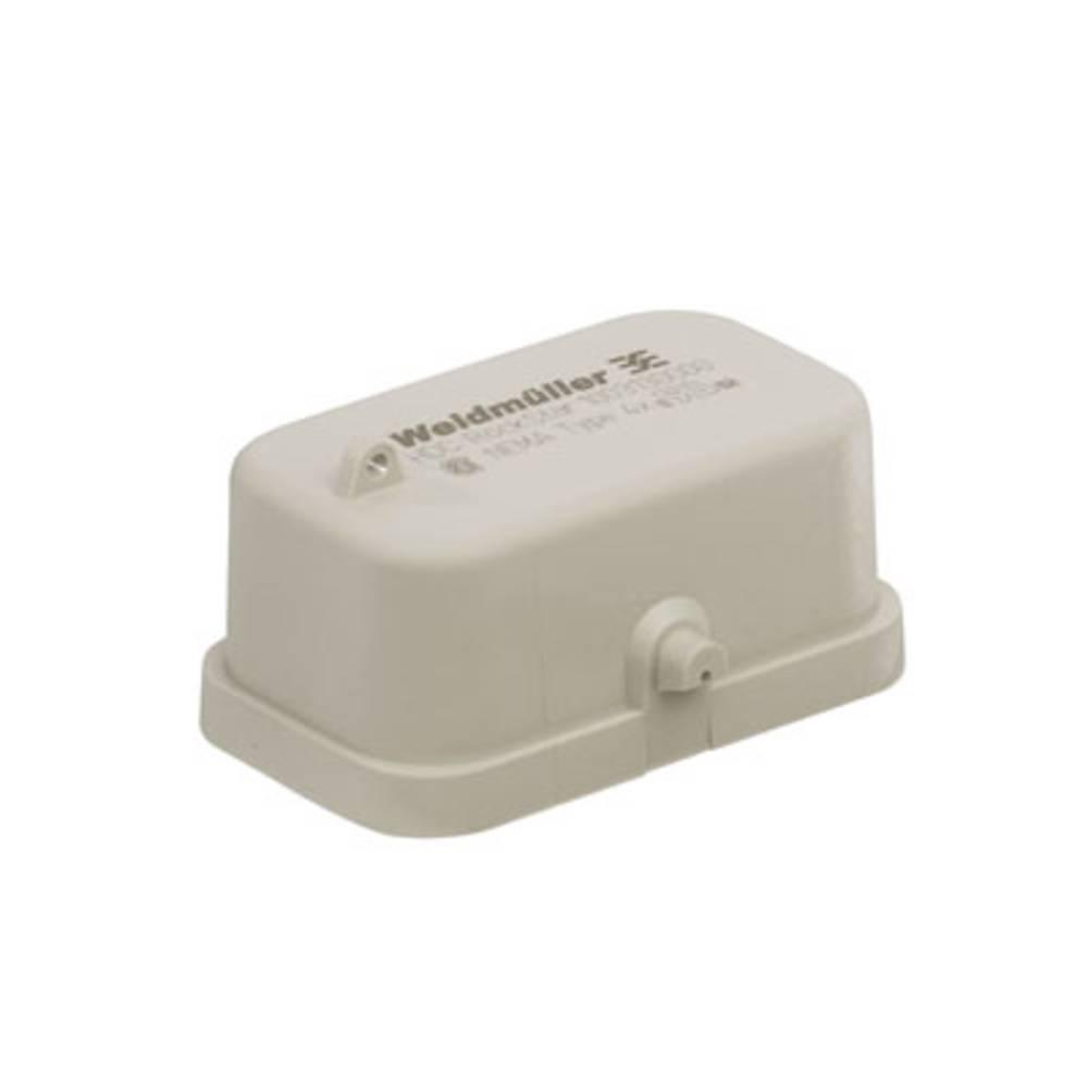 Ohišje vtičnega konektorja HDC HQP DMD 2BO Weidmüller vsebuje: 1 kos