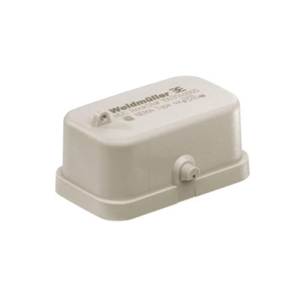 Ohišje vtičnega konektorja HDC HQP DOD 2BO Weidmüller vsebuje: 1 kos