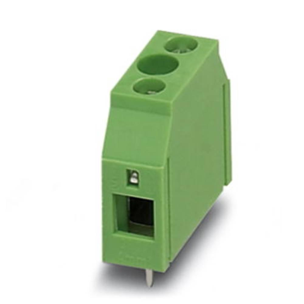 Skrueklemmeblok Phoenix Contact KDSP 4 4.00 mm² Poltal 1 Grøn 50 stk