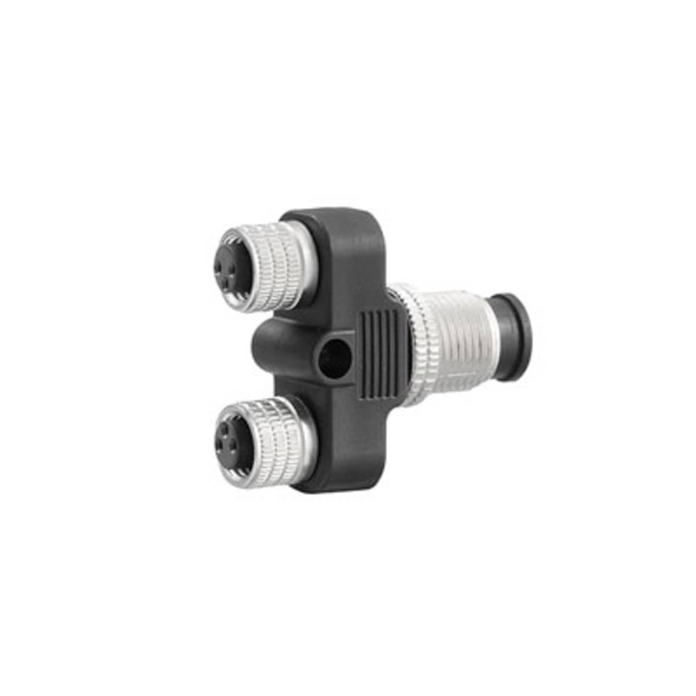 Vtični konektor za senzorje in aktuatorje, Y-razdelilnik SAI-Y-4S-M12/M12 Weidmüller vsebuje: 1 kos