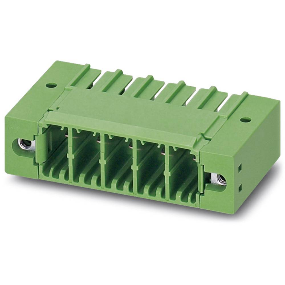 Stiftkabinet-printplade PC (value.1360698) Samlet antal poler 2 Phoenix Contact 1720796 Rastermål: 7.62 mm 50 stk