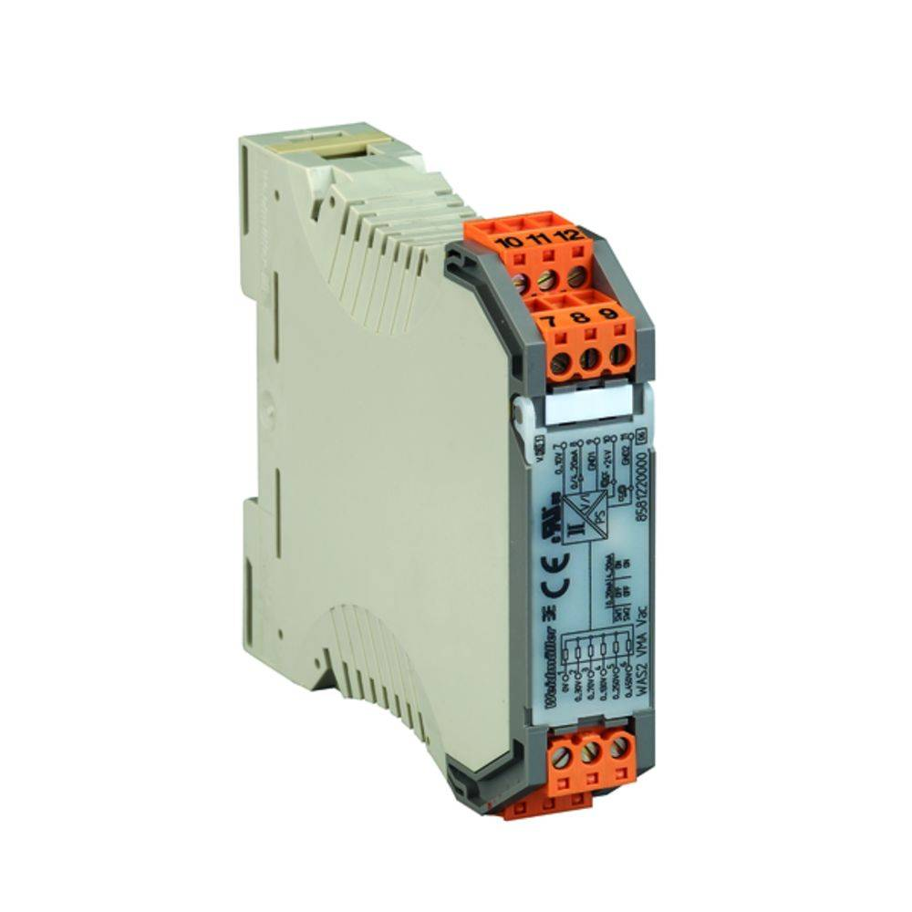 Spremljanje električne energije WAS1 CMA LP 1/5/10A EX kataloška številka 8975590000 Weidmüller vsebuje: 1 kos