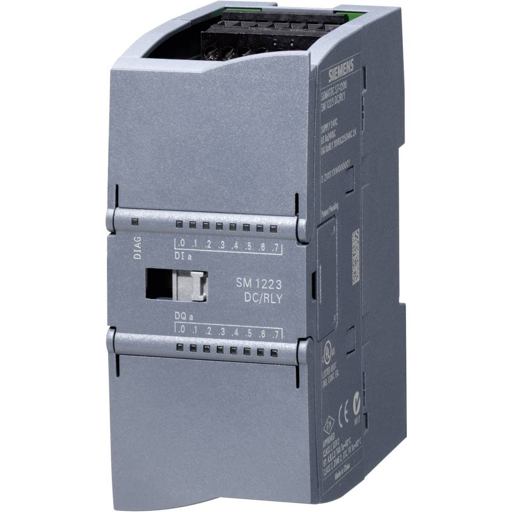 SPS razširitveni modul Siemens SM 1223 6ES7223-1QH32-0XB0