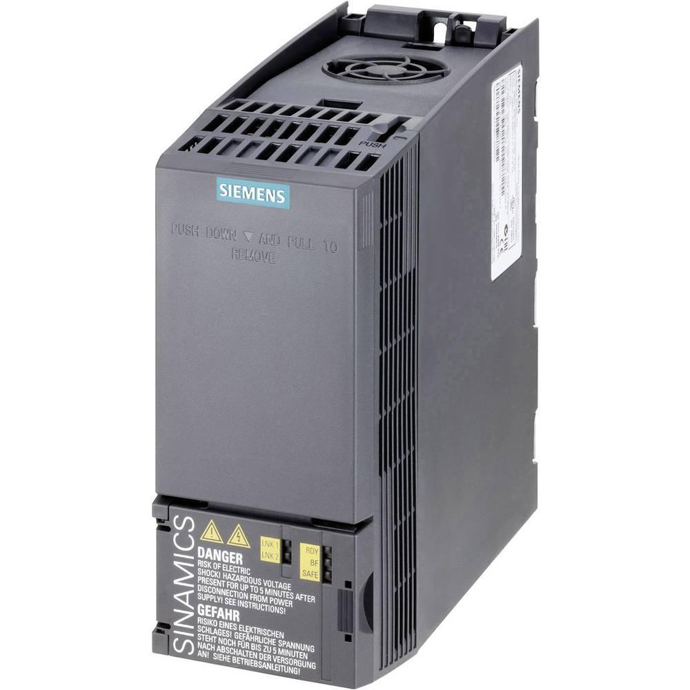Frekvencijski pretvarač Siemens SINAMICS G120C 1.1 kW 3 fazni 400 V