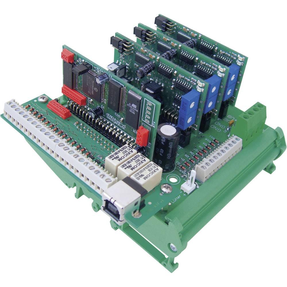 Emis Adapter za namestitev navodila SMCflex Obratovalna napetost (tekst) - Število vodlj