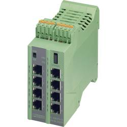 Ethernet razdelilnik Phoenix Contact 2832551, 24 V/DC, št. Ethernet vrat: 8, 10/100 Mbit/s
