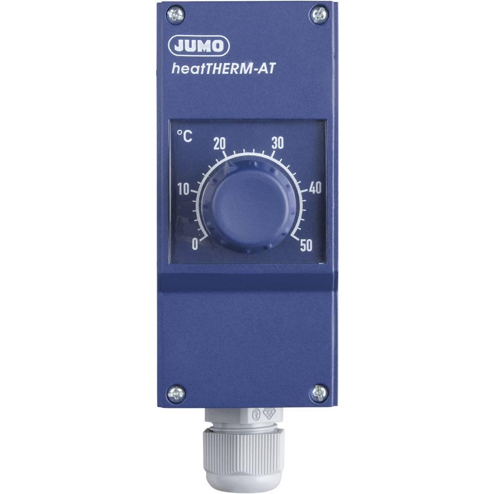Jumo TN-60/6003164-Sobni termostat, 230V/AC, izlaz 16A, temperaturni raspon 0 do 120 ° C 60003185