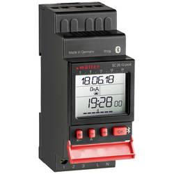 Stikalna ura za vodila, digitalna Müller SC 28.13 pro 230 V/AC 16 A/250 V