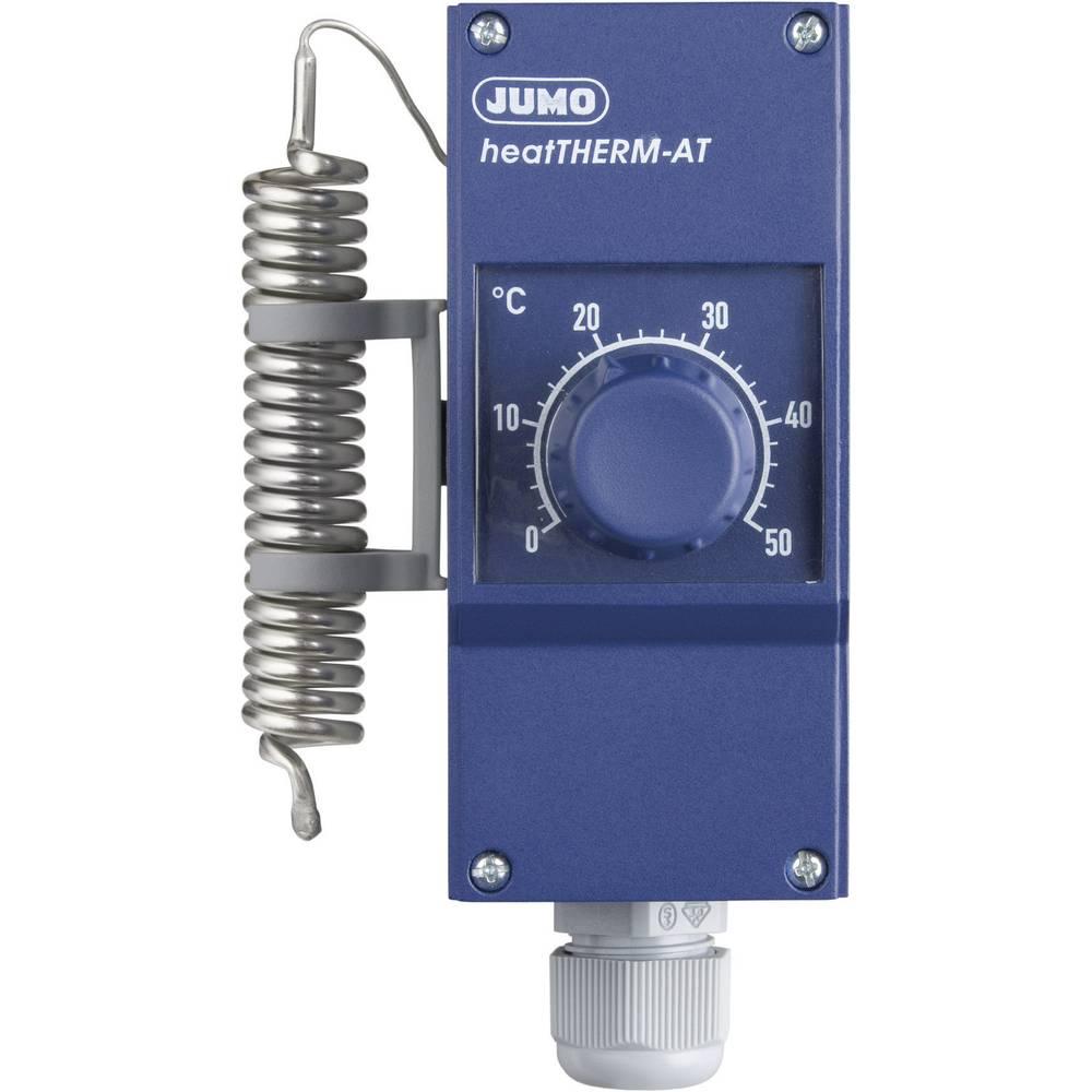 Sobni termostat za pričvrščivanje Jumo heatTHERM, TR-60/60003192 230 V/AC