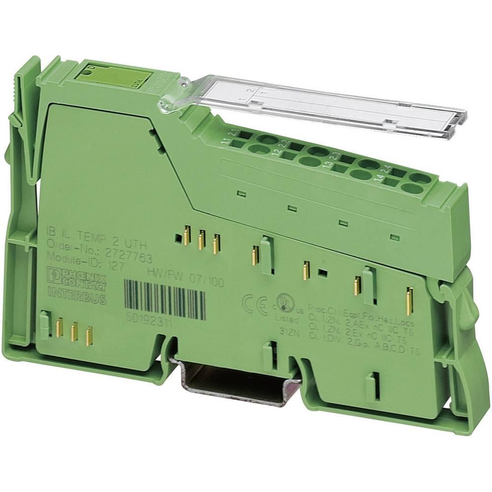 SPS-razširitveni modul Phoenix Contact IB IL TEMP 2 UTH-PAC 2861386 24 V/DC