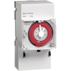 Stikalna ura za vodila, analogna Müller VS 30.18 12 V/DC, 24 V/DC, 24 V/AC 16 A/250 V