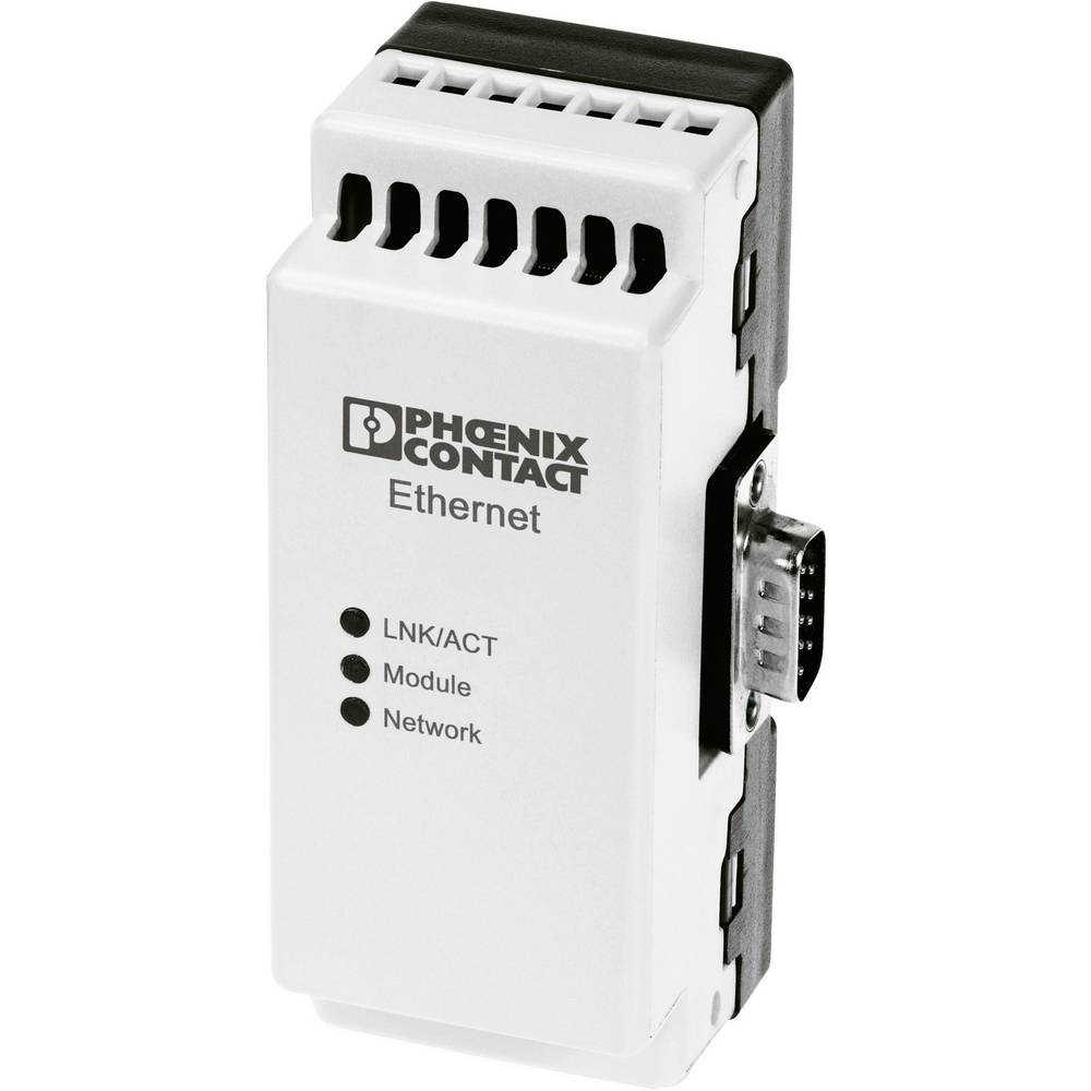 SPS-razširitveni modul Phoenix Contact NLC-COM-ENET-MB1 2701124 24 V/DC