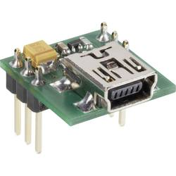 Gränssnittsomvandlare Conrad Components USB, UART C-Control