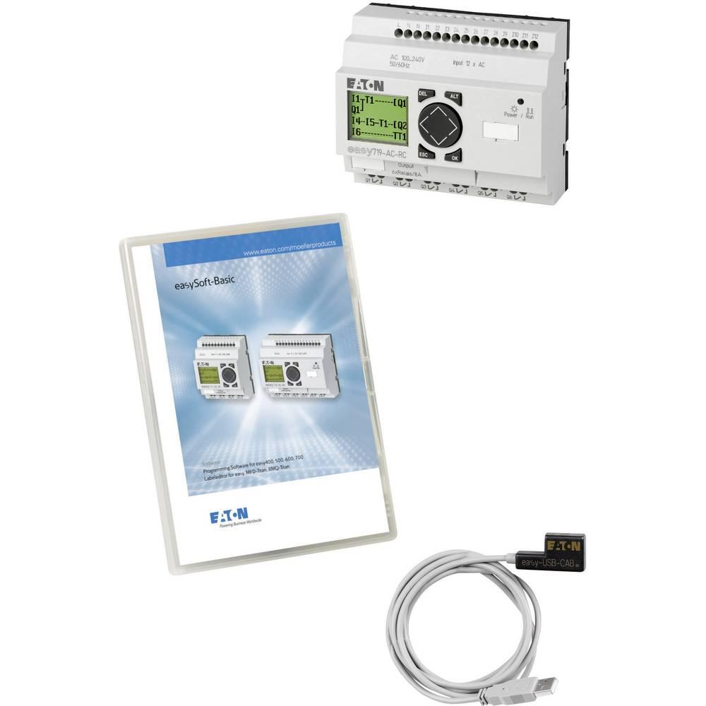 Eaton Kontrolni relej, osnovni komplet Starter-Box-USB 116565 24 V/DC
