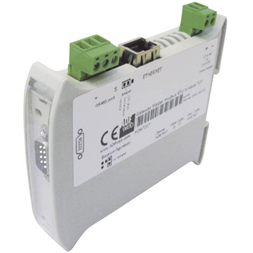 Wachendorff-Gateway ModBUS Master RTU/ModBUS Server TCP HD67507, 24V/DC, 12V/AC