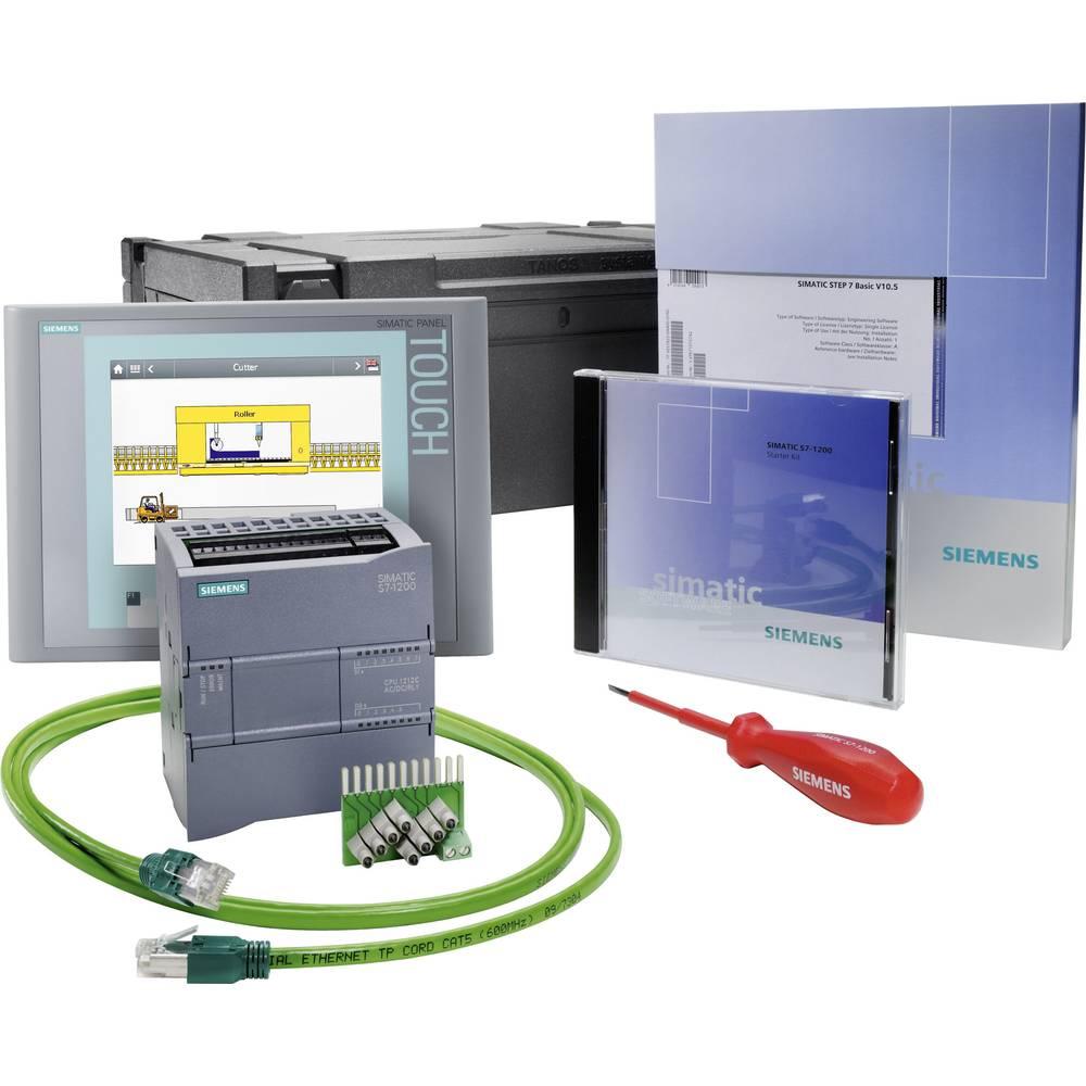 SPS početni set Siemens S7-1200+KTP700 BASIC 6AV6651-7DA01-3AA4 115 V/AC, 230 V/AC