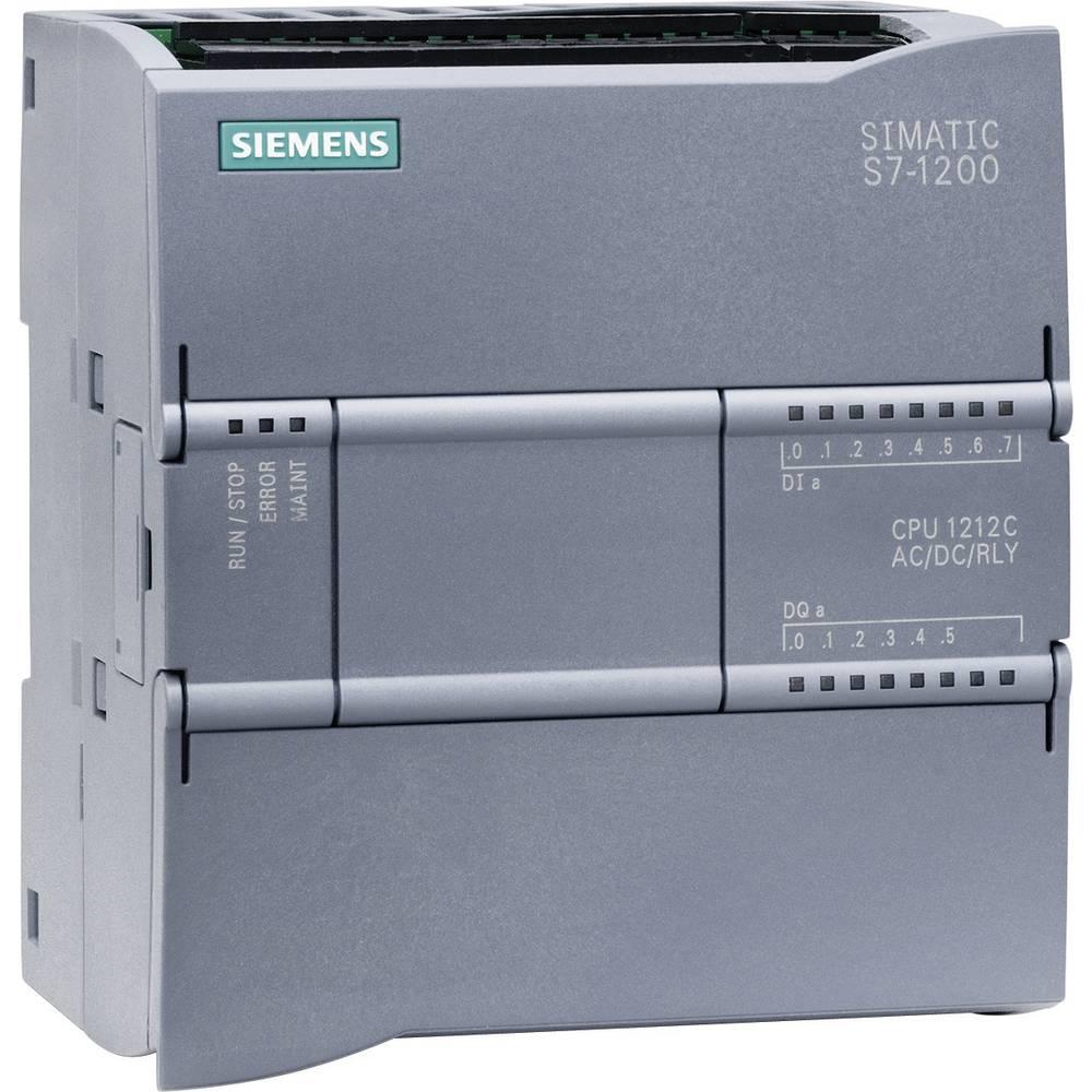 SPS upravljački modul Siemens CPU 1212C AC/DC/RELAIS 6ES7212-1BE31-0XB0 115 V/AC, 230 V/AC