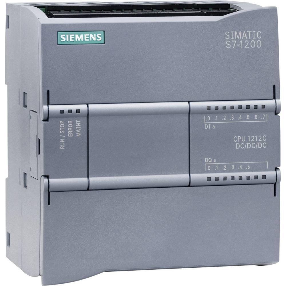 SPS krmilni modul Siemens CPU 1212C DC/DC/DC 6ES7212-1AE31-0XB0 24 V/DC