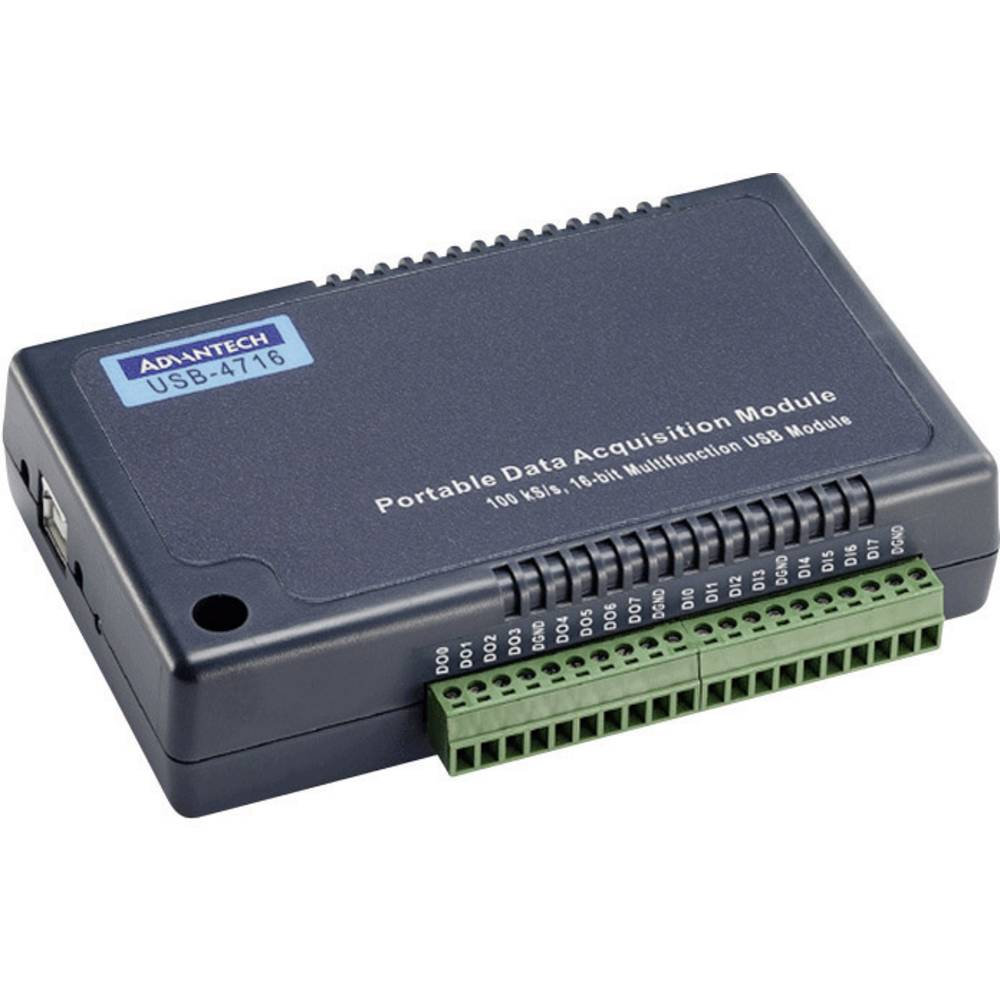 Vmesnik Advantech USB-4716-AE,200 KS/s, 16 bit USB Multifunction Module, prek USB