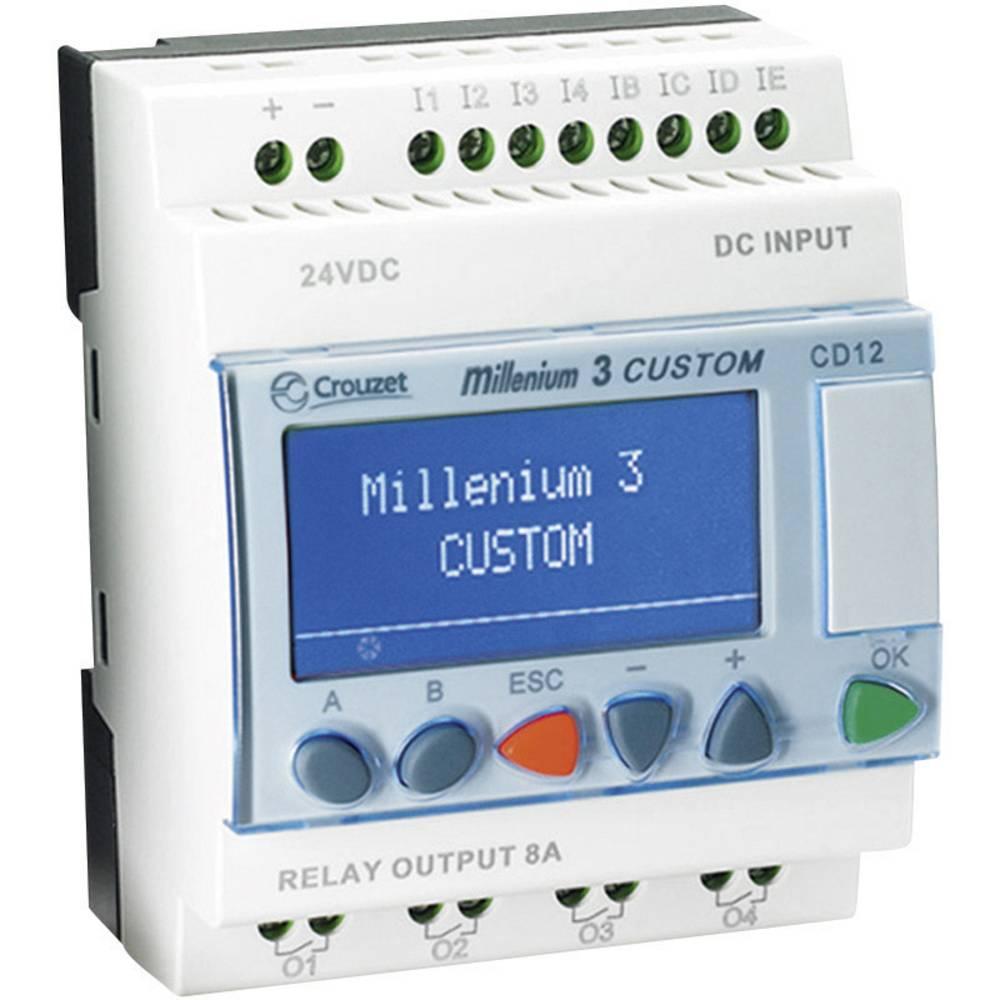 Crouzet Millenium 3 Smart Krmilnik brez možnosti razširitve 88974041 24 V/DC