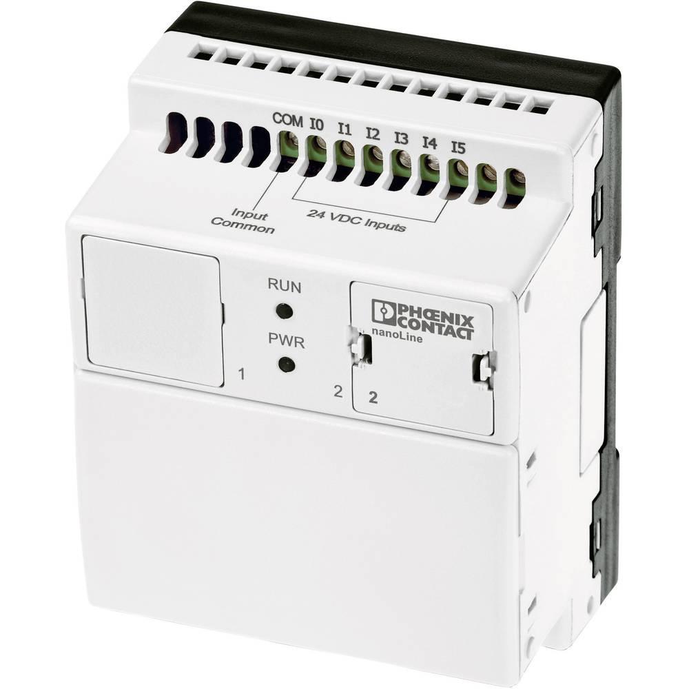 SPS upravljački modul Phoenix Contact NLC-050-024D-06I-04QTN-00A 2701030 24 V/DC