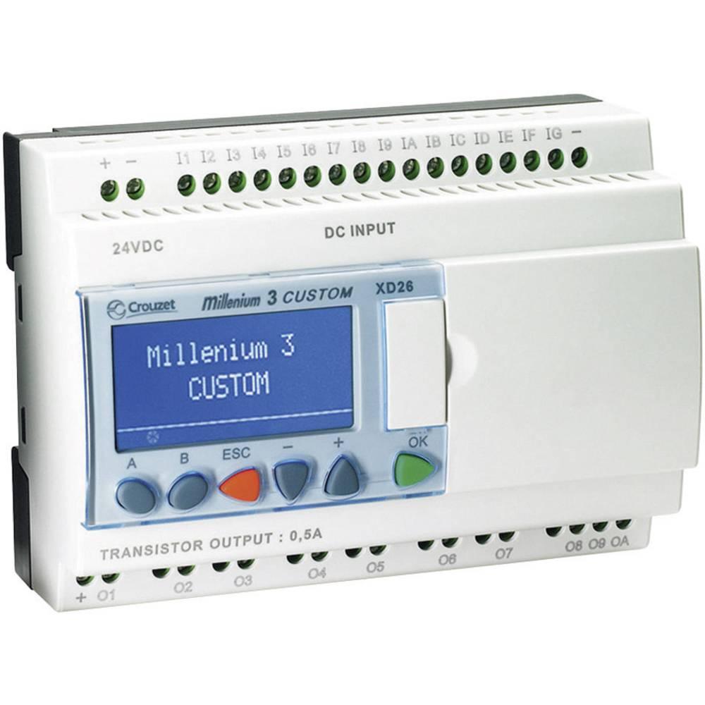 Crouzet Millenium 3 Smart Krmilnik, razširljiv 88974162 24 V/DC