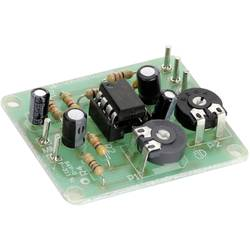 Mono mikrofonsko pojačalo 197688 Conrad Komplet za sastavljanje 9 - 15 V/DC, izlazna snaga -