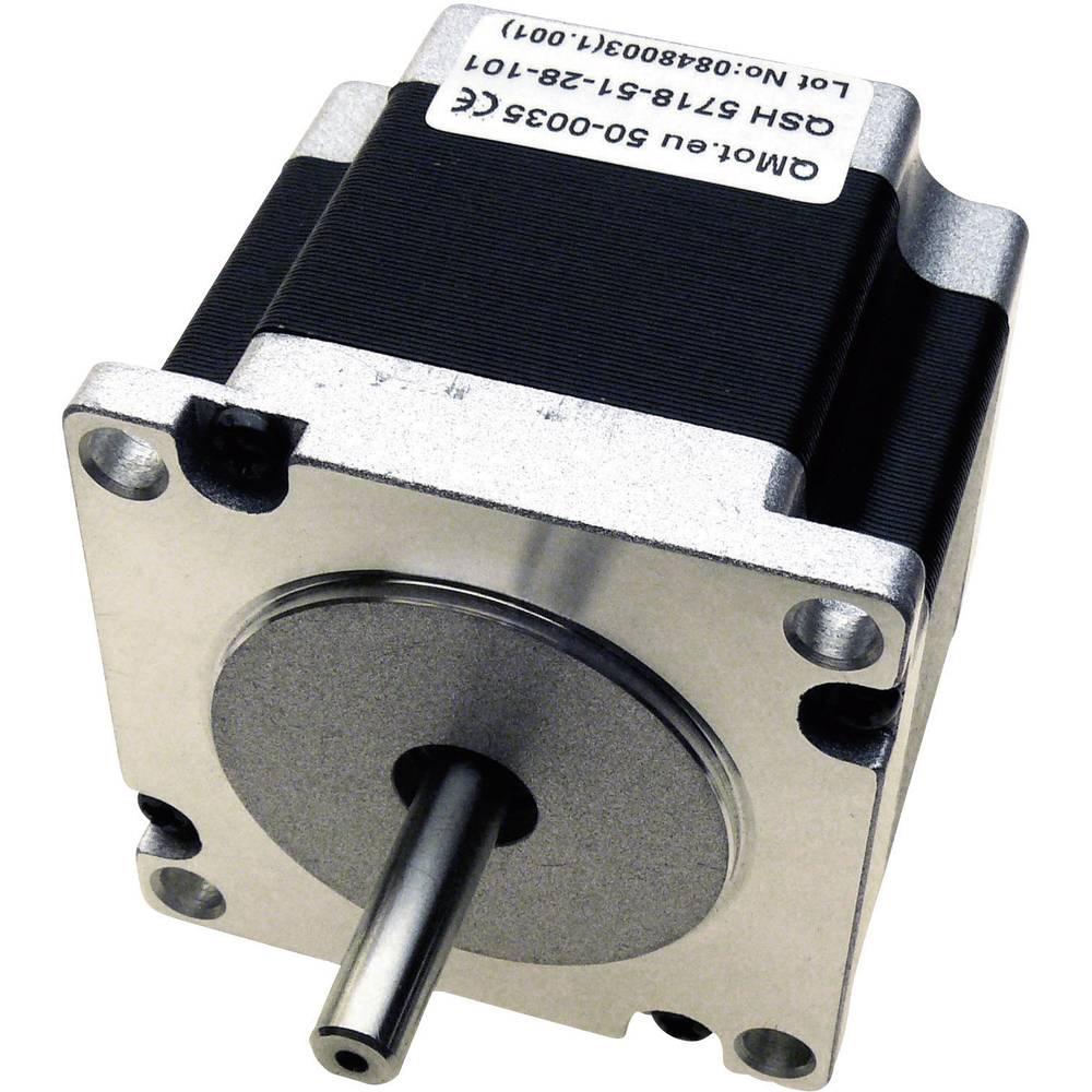 Hibridni koračni motor Trinamic QMot QSH5718-51-28-101, 50-0035, 1, 8, 0-75 V/DC, 1, 01 Nm