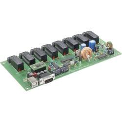 8-struka relejna kartica Conrad 230 V/AC 16 A Conrad Komplet za sastavljanje 8 relejnih izlaza