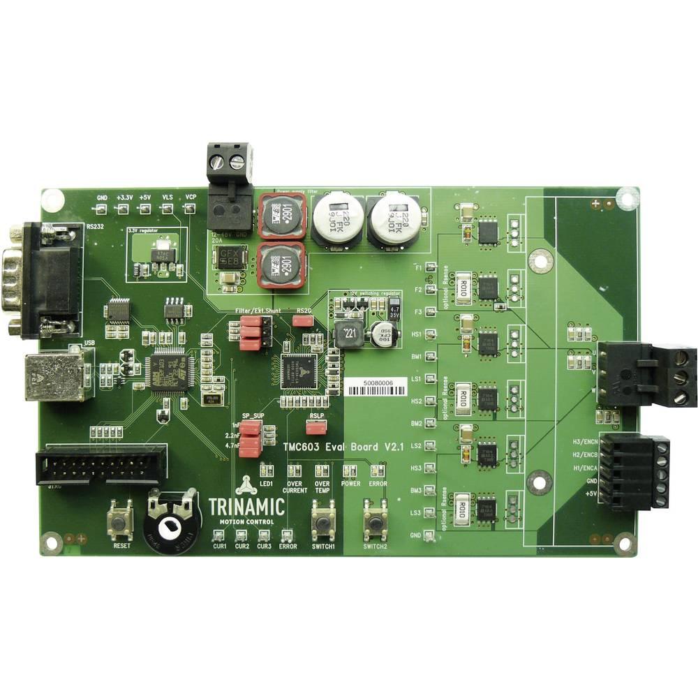 Trinamic TMC603-EVAL-Razvojno vezje, 12-48 V/DC, (max.) 6 A