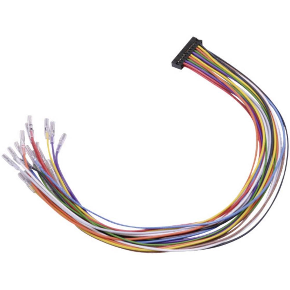 Merilni kabel Deditec, 20-polni, primeren za USB-LOGI, USB-KAB-20