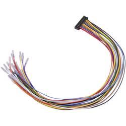 Mjerni kabel Deditec, 20-polni, pogodan za USB-LOGI, USB-KAB-20