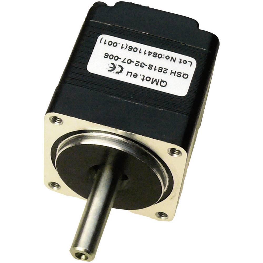 Trinamic QSH2818-32-07-0060-Koračno/Hibridni motor QMot 1,8°, 40V/DC, 0.06 Nm, (max.) 0.7A