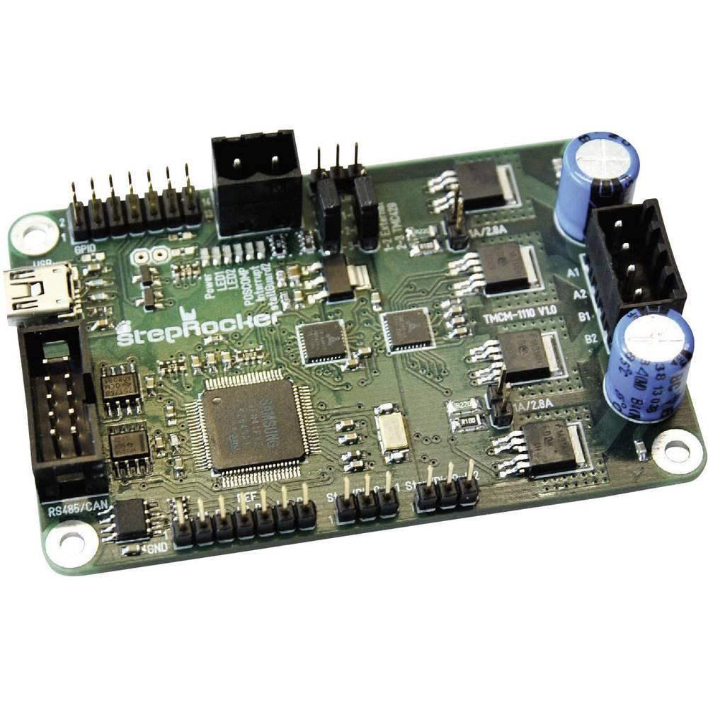 Kontroler za koračni motor Trinamic stepRocker TMCM-1110, 12-24 V/DC, fazni tok: 2,8 A 10-0196
