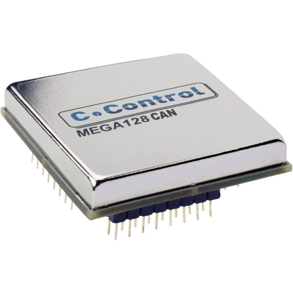 Enota C-Control Pro Mega, 128CAN, 4,5-5,5 V/DC, vhodi/izhodi: 8, analogni vhodi: 6