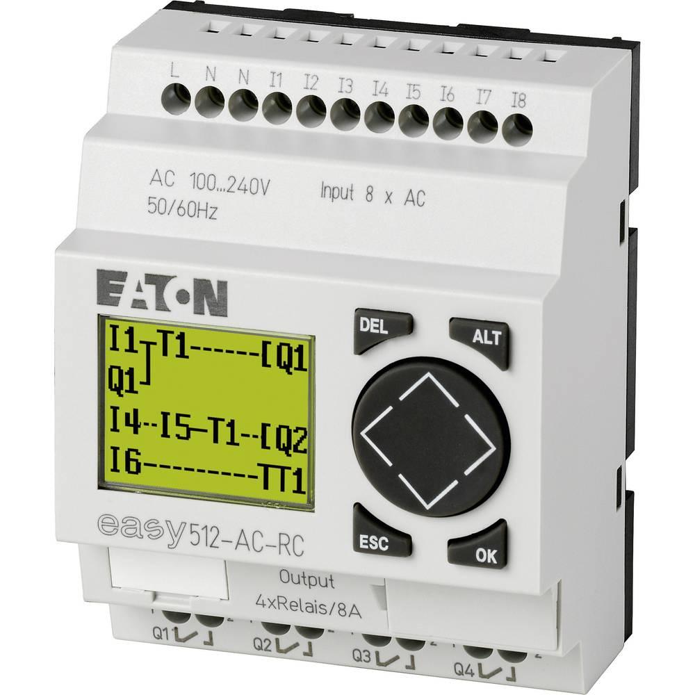 SPS-krmilni modul Eaton easy 512-AC-RC 274104 115 V/AC, 230 V/AC