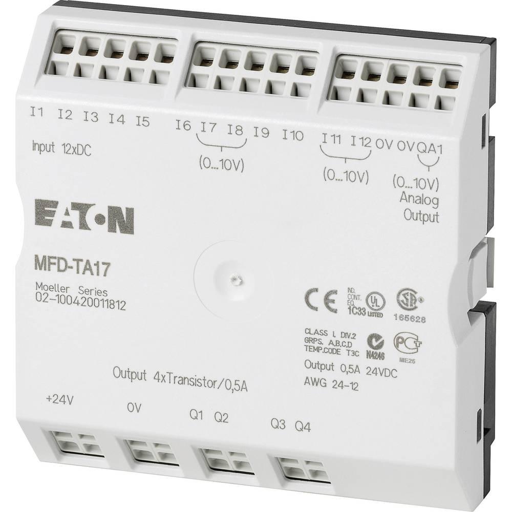 SPS-razširitveni modul Eaton MFD-TA17 265256 24 V/DC