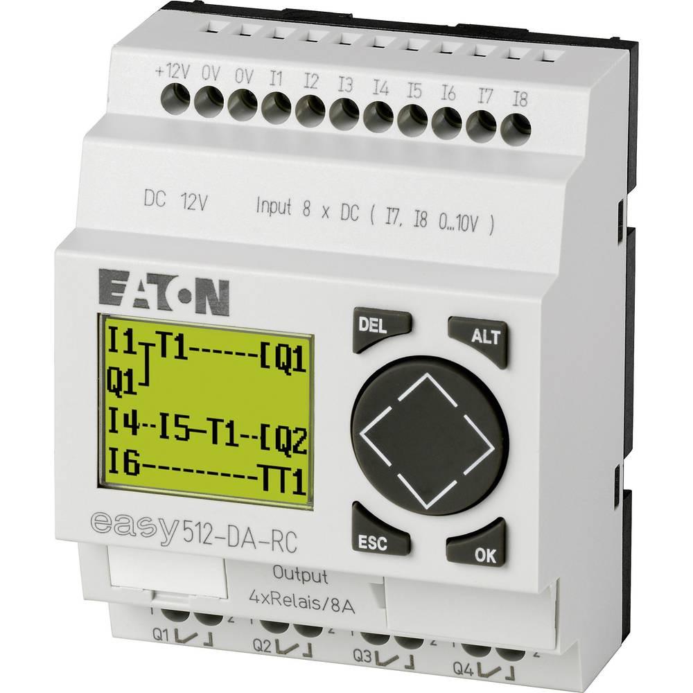 SPS-krmilni modul Eaton easy 512-DA-RC 274106 12 V/DC
