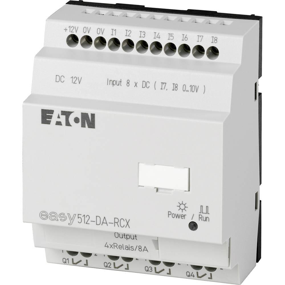 SPS-krmilni modul Eaton easy 512-DA-RCX 274107 12 V/DC