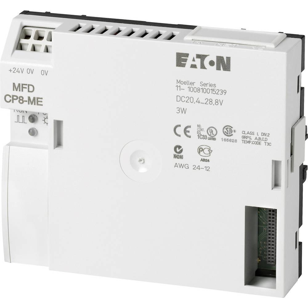 SPS-razširitveni modul Eaton MFD-CP8-ME 267164 24 V/DC